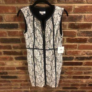 NWT Calvin Klein Lace Dress - Sz 6